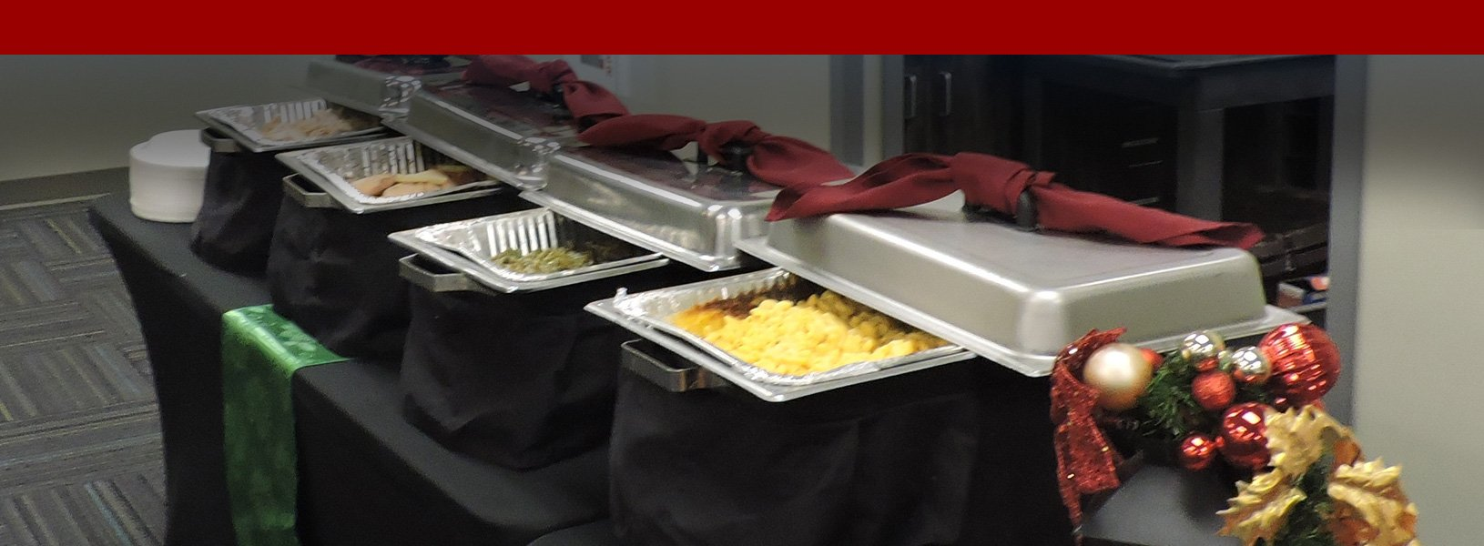 Holiday Buffet - Elite Event Catering Services