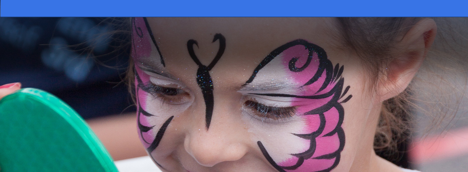 Face Paintings - Elite Event Services Company Events