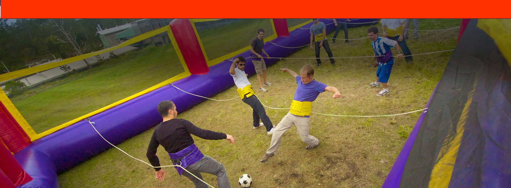 Football - Elite Event Services Company Events