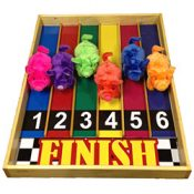 New, Pig Races Carnival Game, Casino Table Rental, Casino Party Rentals, Casino Night Events, Carnival Game Rentals