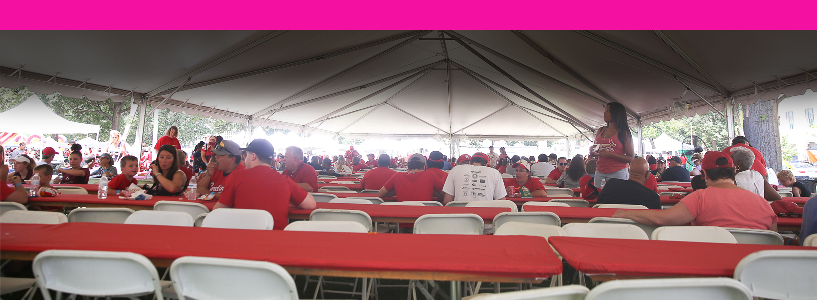 Cardinals Opening Day - Elite Event Services Company Events