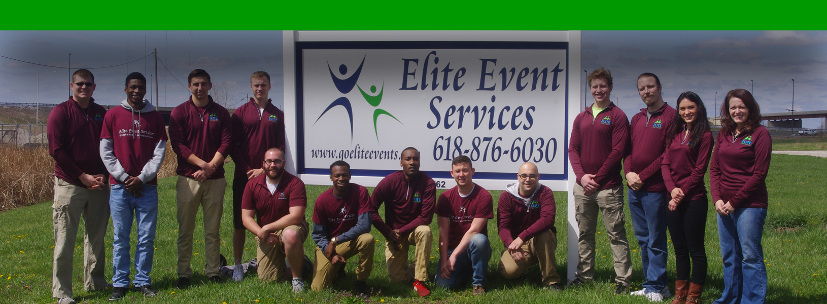 About Elite Event Services!