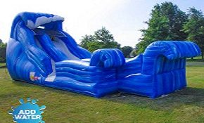 Water Slide Rental St Louis MO Edwardsville IL Bounce House Rental
