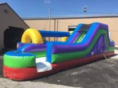Water Slide Rental Edwardsville IL Water Slide St Louis Party Inflatables Bounce House Fun Services